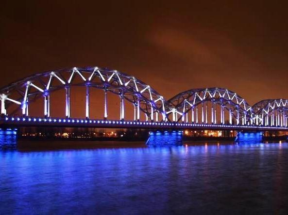 Dzelzceļa tilts