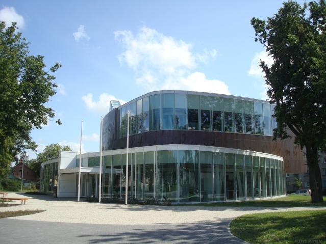 Библиотека Парвентас