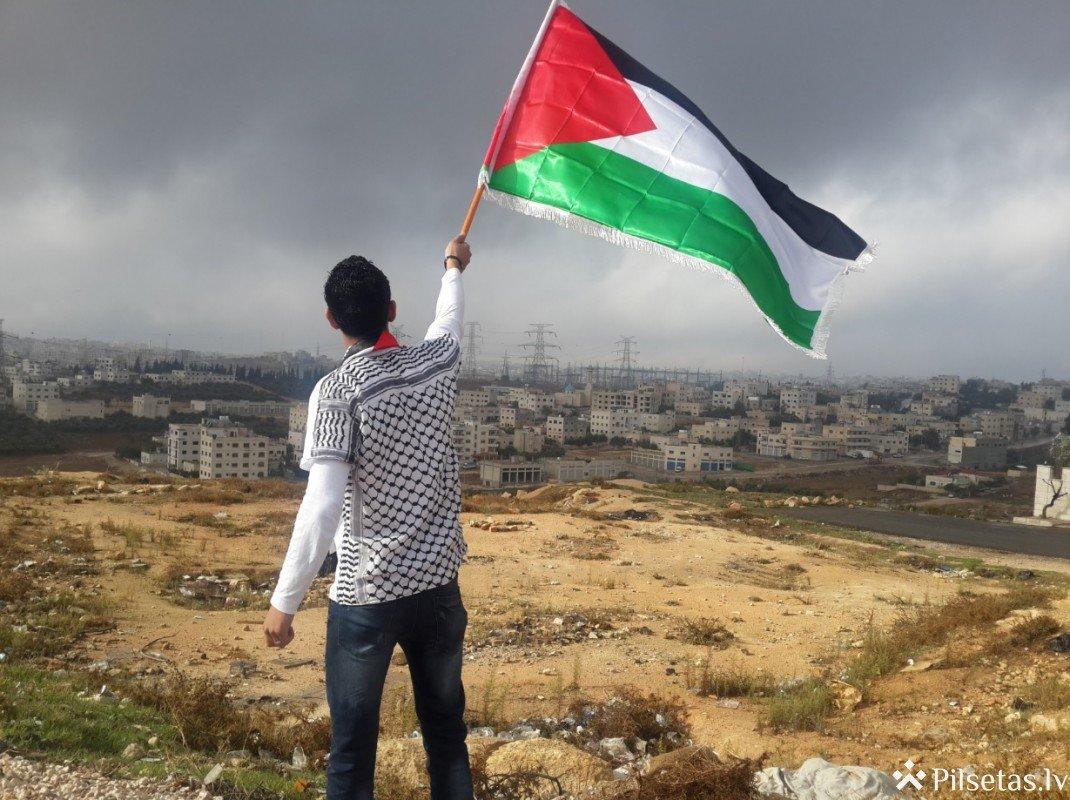 LMF. Palestīnas filmu vakars
