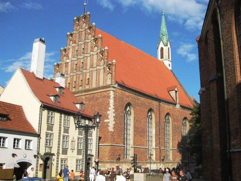 Sv. Jāņa luterāņu Baznīca