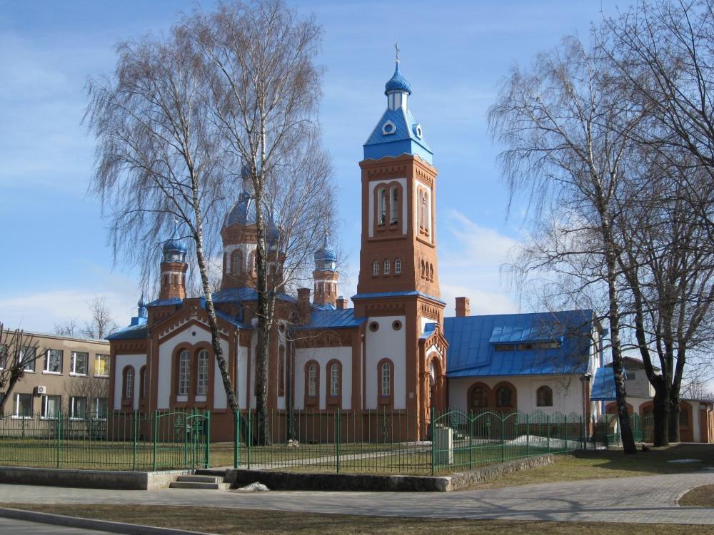 Bauskas Sv.Georgija pareizticīgo baznīca;