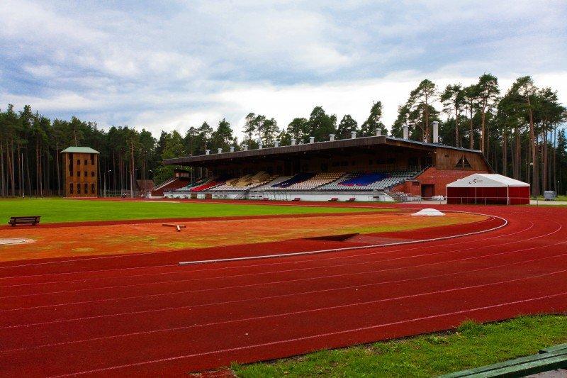 Стадион Яниса Далиня