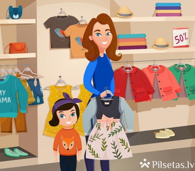 Katia Kids Boutique - viss nepieciešamais laimīgam mazulim!