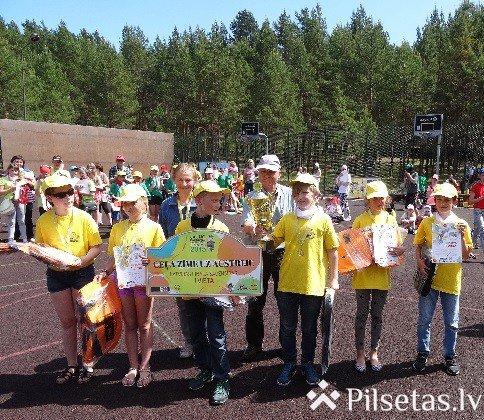 Vislabākie Latvijas jaunie velosipēdisti – no Baložu vidusskolas