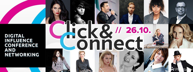 Звезда YouTube Стас Давыдов («This is Хорошо») выступит на единственной в Балтии конференции по маркетингу влияния Click&Connect