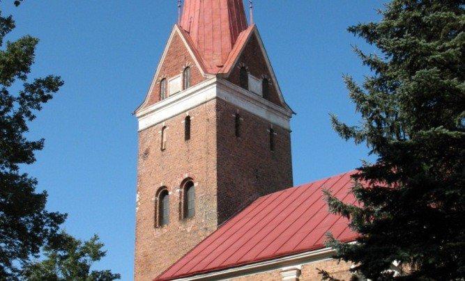 Лютеранский храм Святой Анны