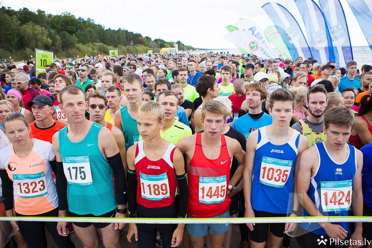 """Septembra beigās Majoru pludmalē gaidāmi ikgadējie """"Jūrmalas sporta svētki"""""""
