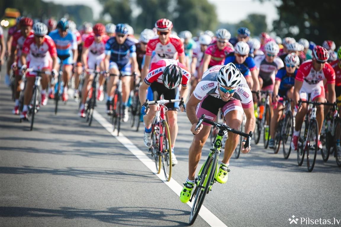 Aicina riteņbraucējus piedalīties Latvijas Velo svētkos Olainē