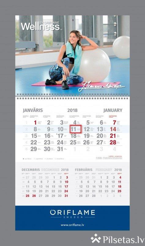 Ieteikumi 2020. gada kalendāra izveidē!