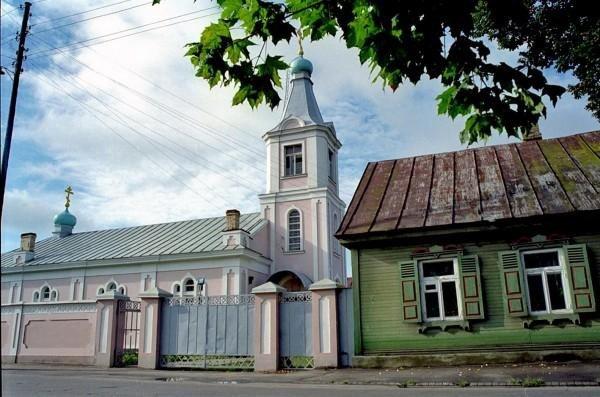Grīvas vecticībnieku lūgšanu nams