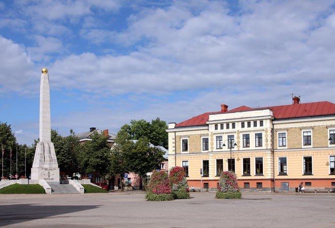 Площадь Виенибас