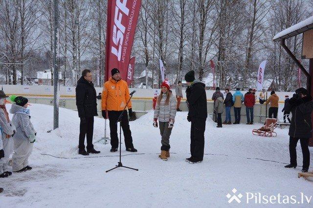 Oficiāli izziņo reģistrēšanos Latvijas Skolu ziemas olimpiskajam festivālam