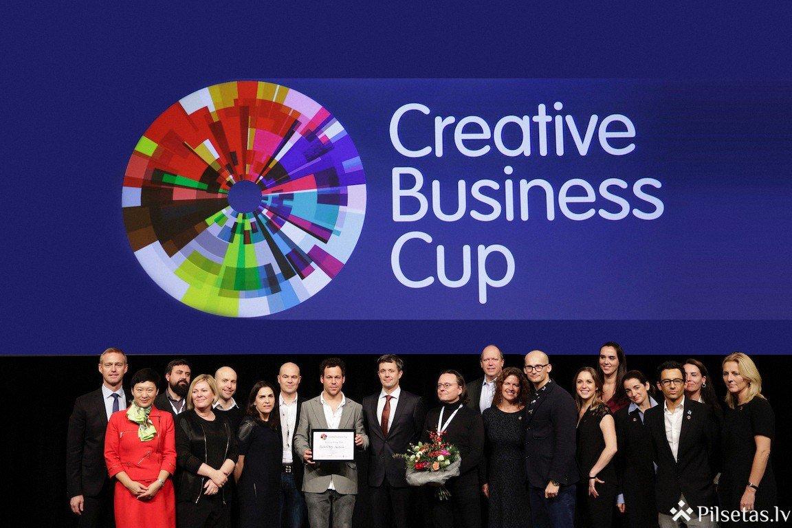 Aicina jaunos uzņēmējus pieteikties konkursa  Creative Business Cup nacionālajai atlasei