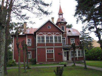 Дом художников в Юрмале