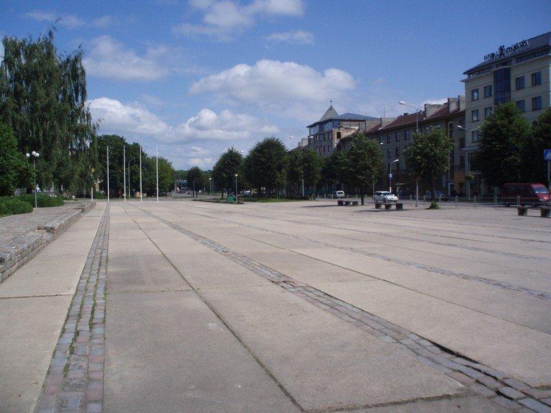 Площадь герцога Екаба