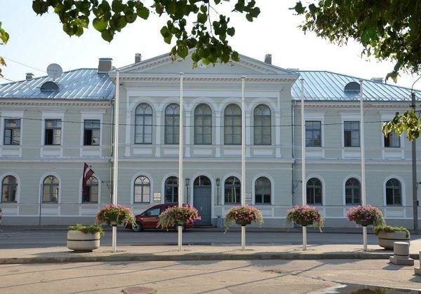 Jēkabpils apriņķa tiesas nams