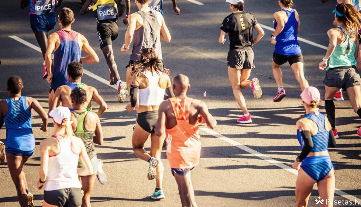 Atvērta reģistrācija 31. Rimi Rīgas maratonam, kurš šogad norisināsies bez masu starta