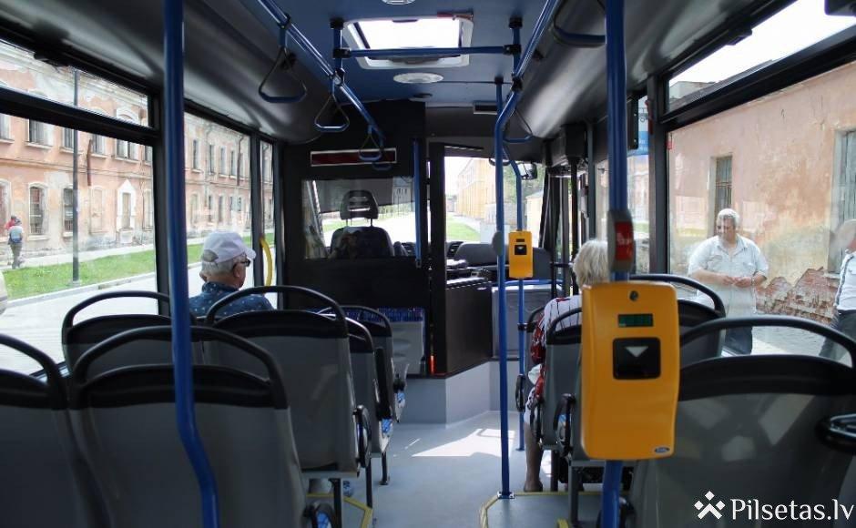 """AS """"Daugavpils satiksme"""" plāno iegādāties 45 jaunus, videi draudzīgus autobusus"""