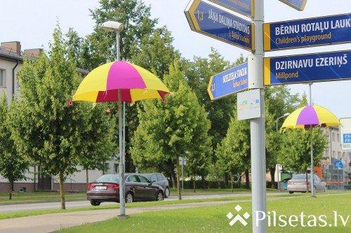 """Pilsētas svētki """"Valmiera virmo!""""."""