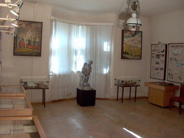 """Psihiatriskās slimnīcas """"Ģintermuiža"""" muzejs"""