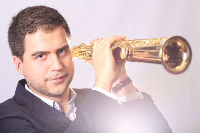 Концерт джазового квартета саксофониста Дависа Юрка