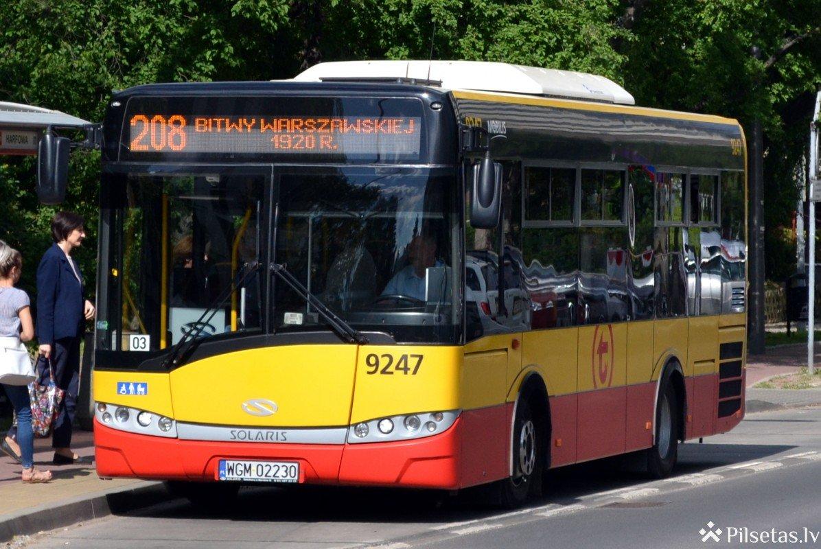 Jūrmalā sagaidāmi pirmie elektro Urbino 8.9 LE autobusi Baltijā