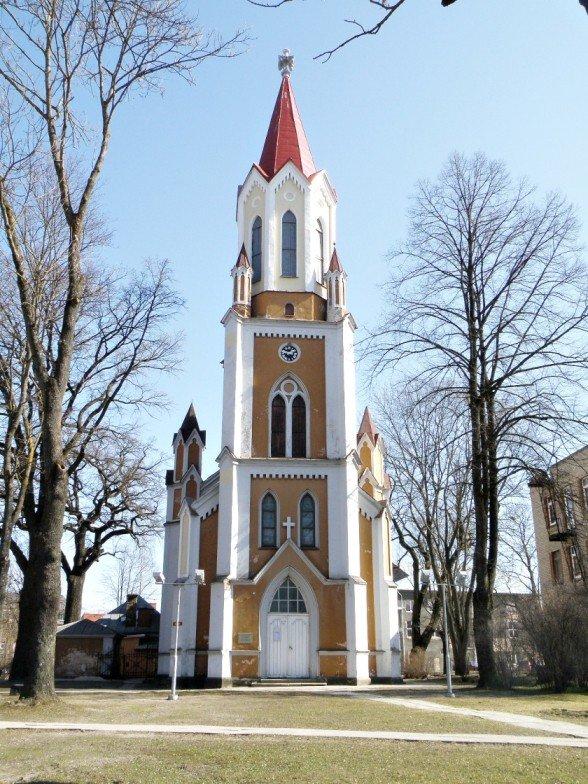 Церковь Святого Яниса