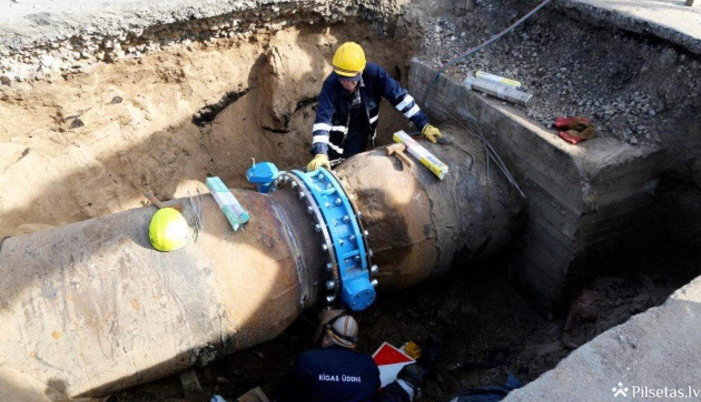 Izbūvēs kanalizācijas tīklus pie Baložkalna kāpas Berģos
