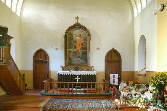 Ķemeru luterāņu baznīca