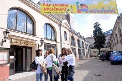 Latvijas Leļļu teātris