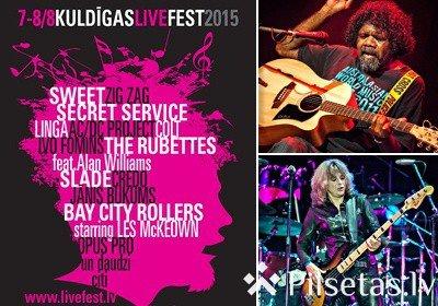 Kuldīgas LIVE FEST 2015
