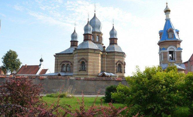 Jēkabpils Sv. Nikolaja Brīnumdarītāja pareizticīgo baznīca un klosteris