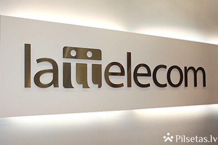 Lattelecom ieņēmumi sasniedz 142,6 miljonus eiro