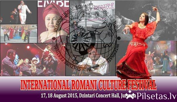 IRCF-Международный Фестиваль Цыганской Культуры