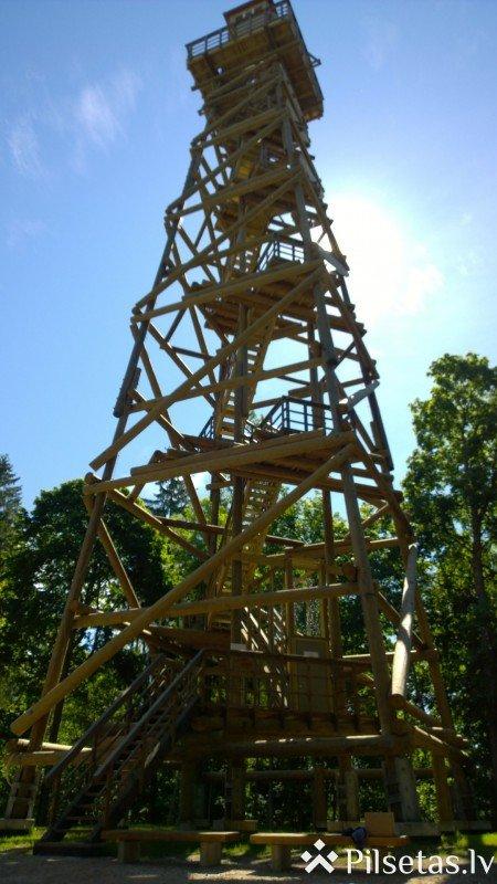 Ugunsnovērošanas skatu tornis