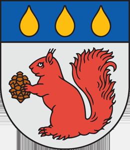 Балдоне герб