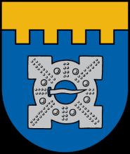 Область Добеле герб