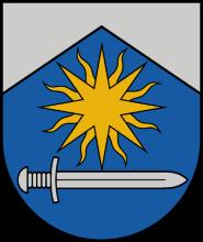 Область Коцены герб