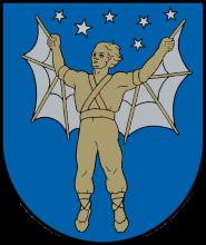 Область Приекуле герб