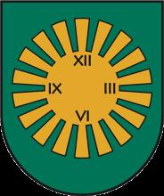 Область Приекули герб