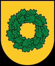 Область Талсу герб