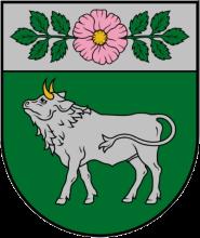 Область Варкавы герб