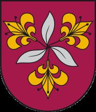 Область Вецумниеки  герб